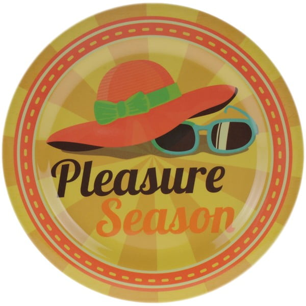 3dílná kempinková sada nádobí Postershop Pleause Season