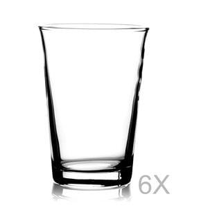 Sada 6 sklenic Paşabahçe, 290 ml