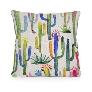 Polštář z mikrovlákna Surdic Cactus, 45x45 cm