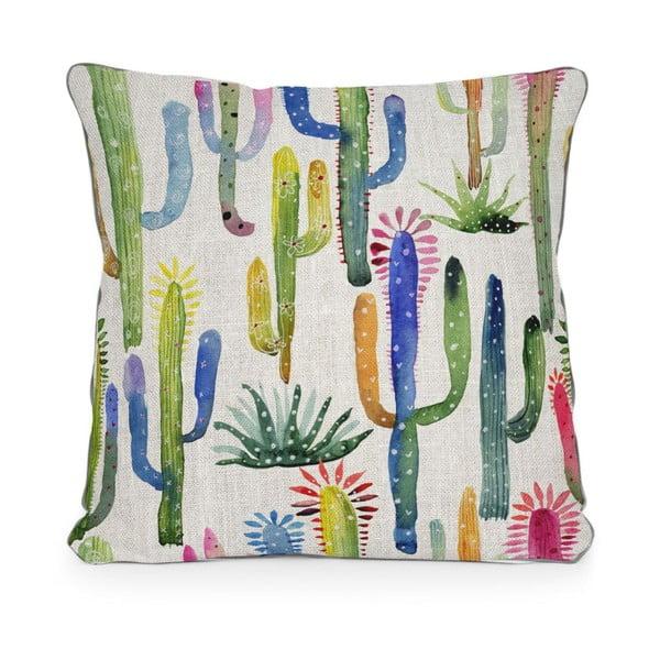 Față de pernă Surdic Cactus, 45 x 45 cm