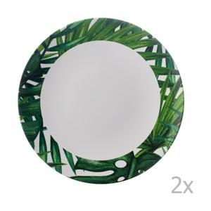 Sada 2 talířů Rosti Mepal Flow Botanic,23cm