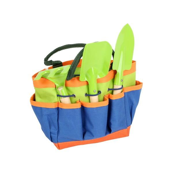 Zestaw dziecięcych narzędzi ogrodniczych Legler Gardening