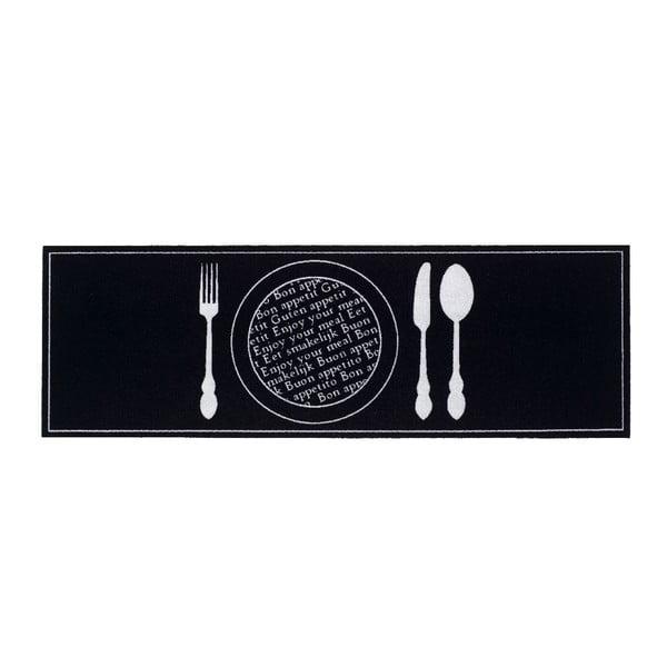 Kuchyňská rohožka Hamat Enjoy Your Meal, 50x150cm