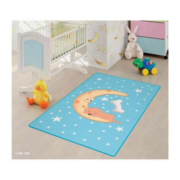 Dětský koberec Confetti 100x160 cm, Moon