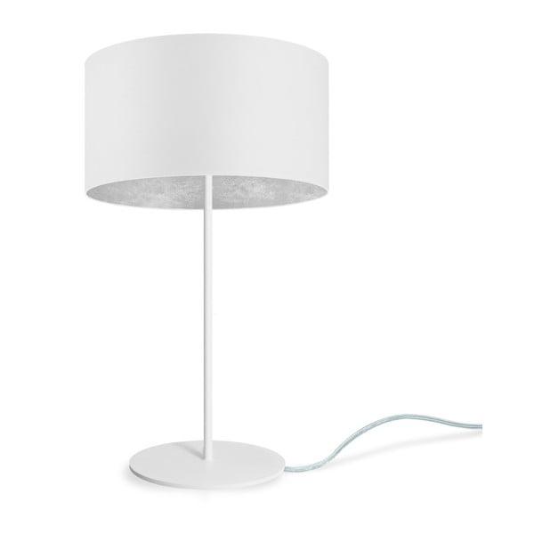 Bílá stolní lampa Sotto Luce MIKA M 1T II
