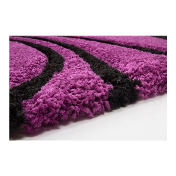 Koberec Lifestyle 114 fuchsia/purple, 120x170 cm