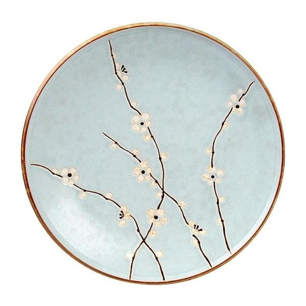 Kameninový talíř Tokyo Design Studio Soshun,ø25,5cm