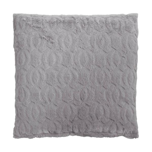 Polštář Jetra Dark Grey, 45x45 cm