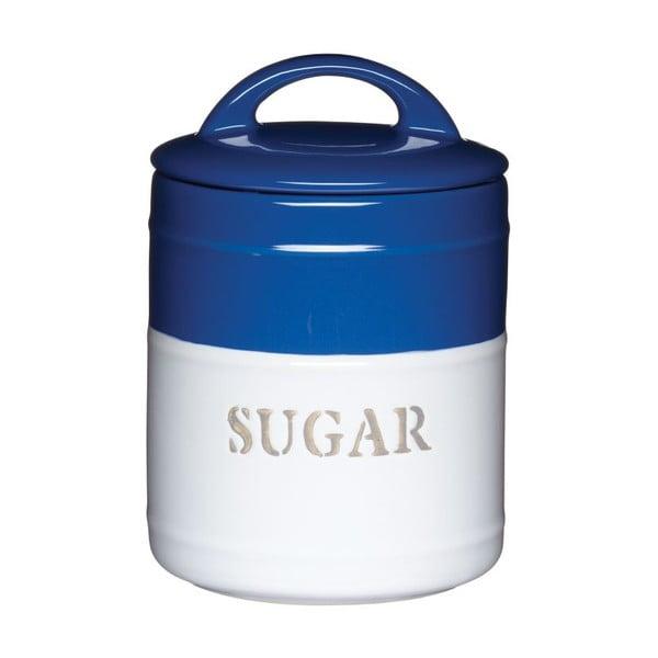 Modrobílá dóza Sugar