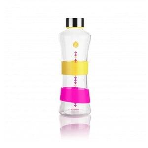 Sticlă Equa CMYK Squeeze Yellow, 0,55 l