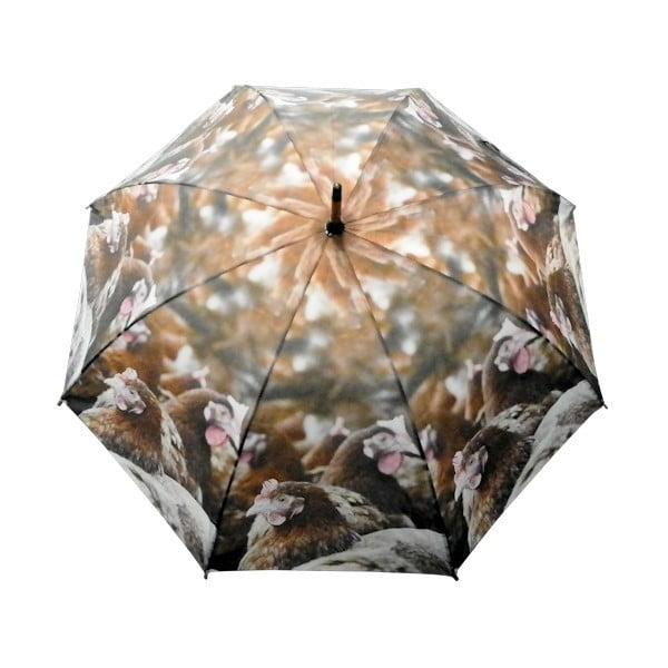 Deštník Chickens