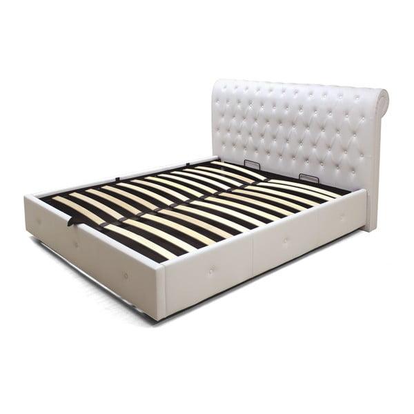 Čalouněná postel Giada 160x180 cm