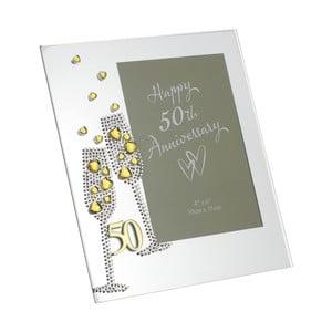 Rámeček na fotografii k 50. výročí Celebrations, profotografii10x15cm