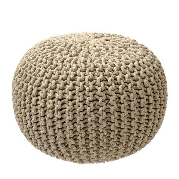 Homok barna puff - loomi.design