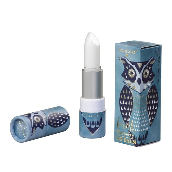 Jagodowy balsam do ust Folklore Owl