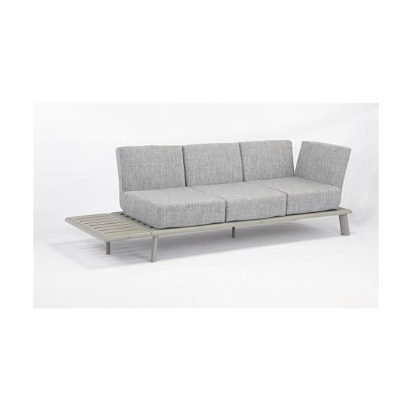 Rotonde szürke kerti kanapé - Ezeis
