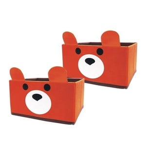 Sada 2 dětských organizérů Jocca Bear