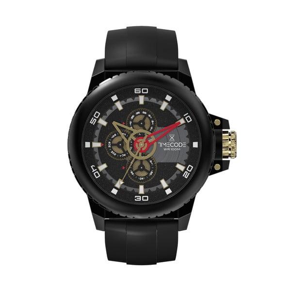 Pánské hodinky WWW 1991, Black/Black