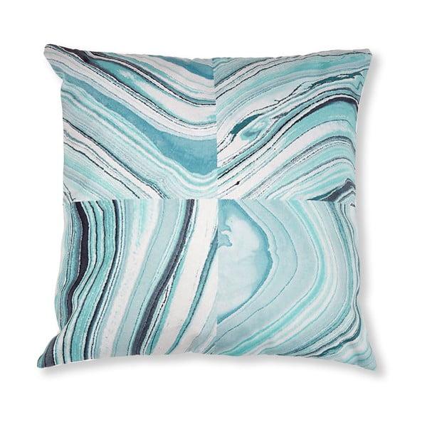 Světle modrý povlak na polštář La Forma Jaylene, 45 x 45 cm