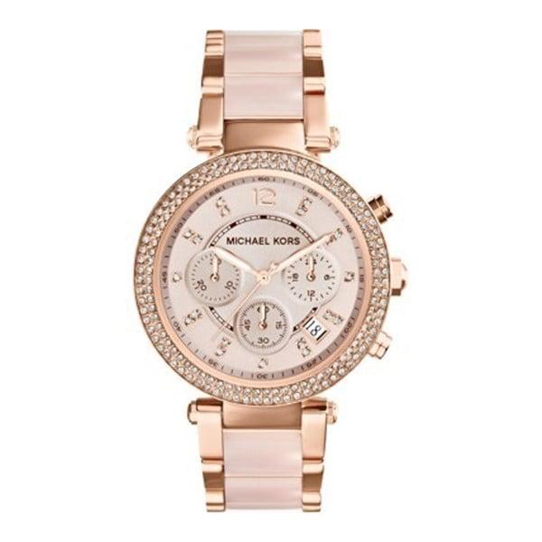 Ceas de damă Michael Kors Blush, roz-roz auriu