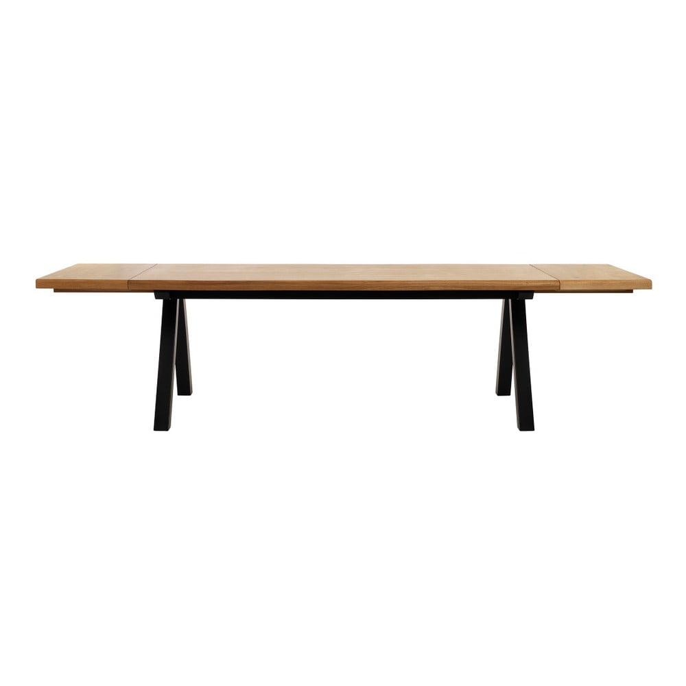 Přídavná deska k jídelnímu stolu ze dřeva bílého dubu Unique Furniture Oliveto