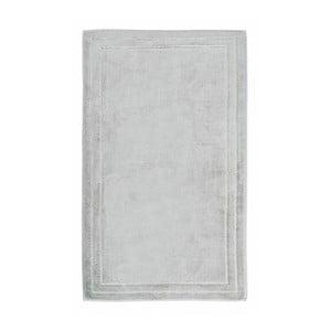 Šedá koupelnová předložka Aquanova Riga, 70 x 120 cm