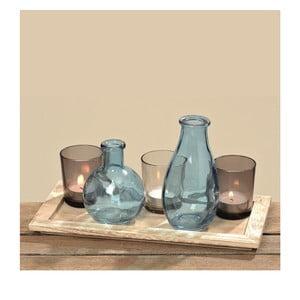 Set 5 váz a podnosu Boltze Wind