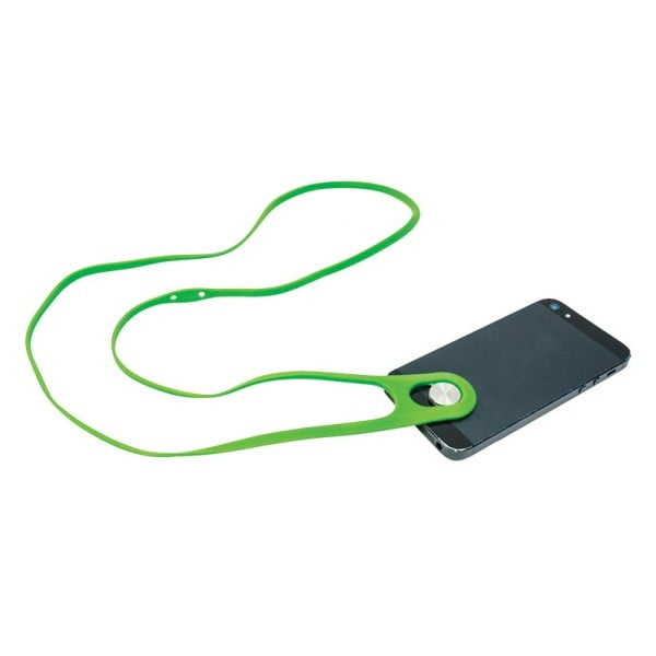 Popruh na mobily Leash Green