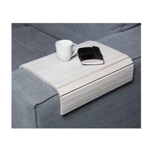 Cotieră flexibilă pentru canapea De Eekhoorn Armrest, bej