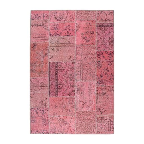 Koberec Kaldirim Pink, 140x200 cm