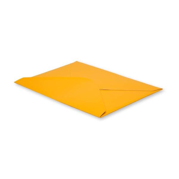 Papírová složka na dokumenty Moleskine Orange, A4