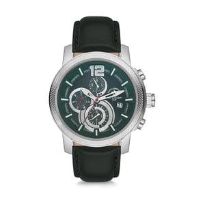 Pánské hodinky s koženým řemínkem Santa Barbara Polo & Racquet Club Toliy