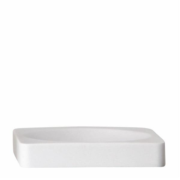 Podložka na mýdlo Rock White
