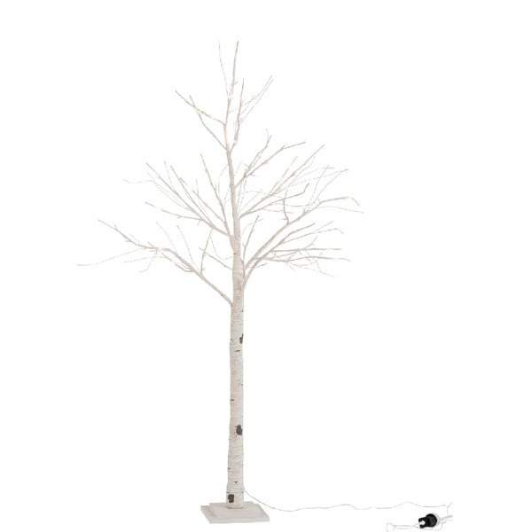 Decorațiune luminoasă din hârtie J-Line Birch, înălțime 160 cm