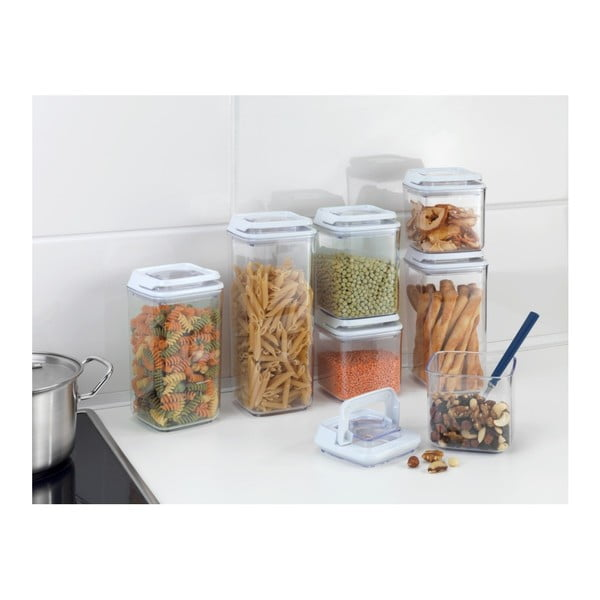 Recipient din plastic pentru vidat alimente Wenko Turin, 900 ml