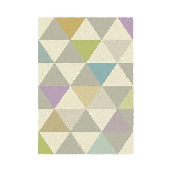 Koberec Accent 80x150 cm, geometrické tvary