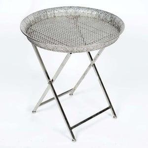 Podnos Tray Silver, 51x54 cm