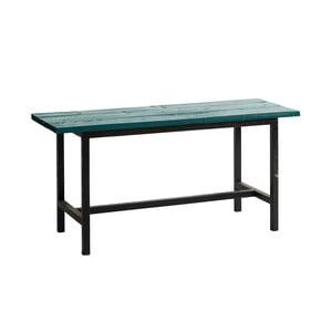 Stůl Artist Bench, petrolejový