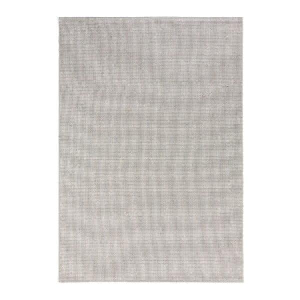 Krémový koberec vhodný aj do exteriéru Meadow, 120×170 cm