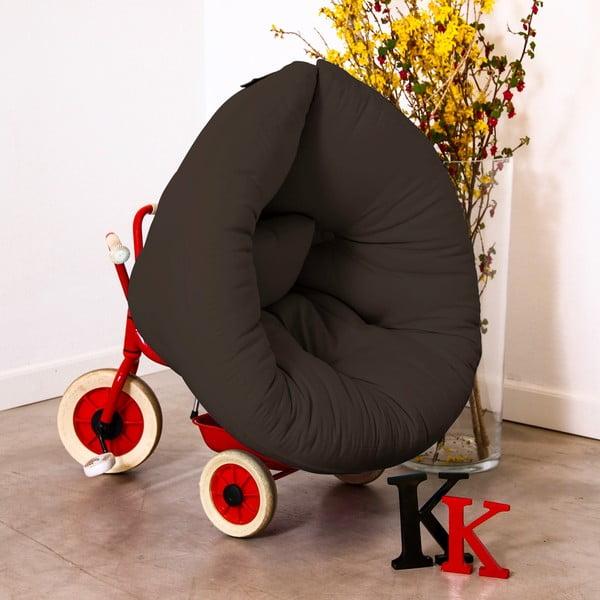 Dětské křesílko Karup Baby Nest Brown
