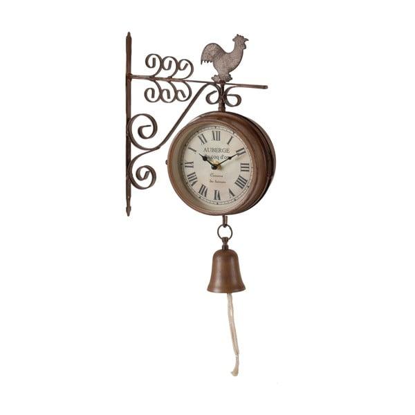 Kovové nstěnné hodiny Antic Line Bell