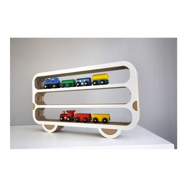 Polička Unlimited Design for kids Vagon