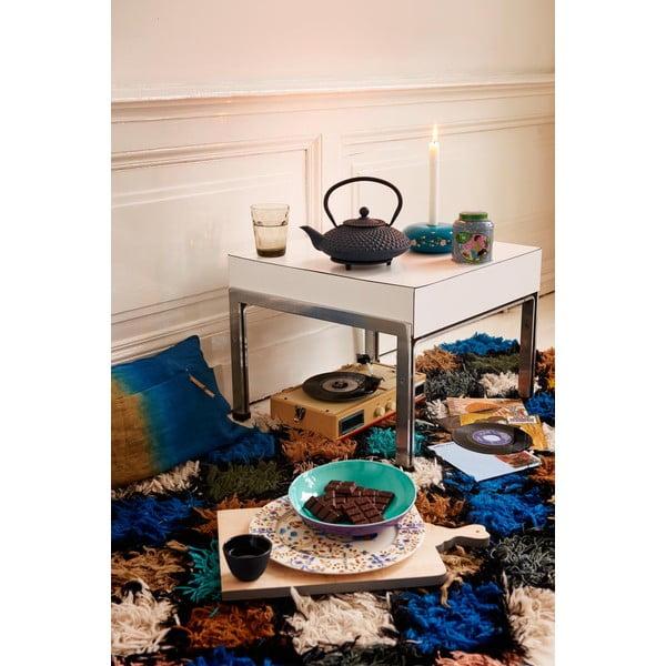 Černá litinová konvice se sítkem na sypaný čaj Bredemeijer Jang, 800ml