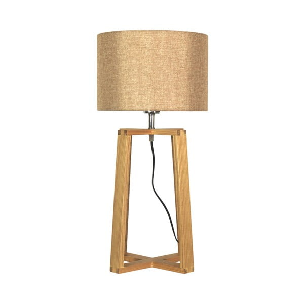 Stolní lampa Comfort Beige