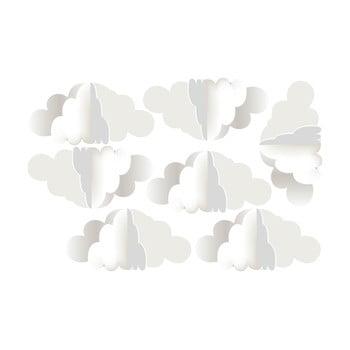 Autocolant pentru perete Dekornik 3 Clouds de la Dekornik