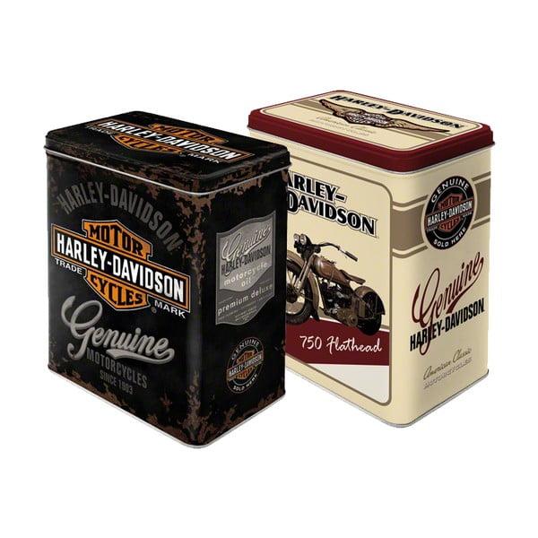 Harley Davidsons, 2 ks