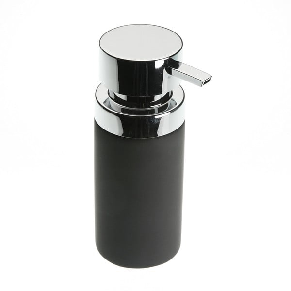 Černý dávkovač na mýdlo Versa Clargo