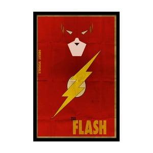 Plakát The Flash, 35x30 cm