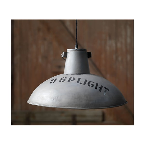 Stropní světlo Old Light Lamp Grey Blue