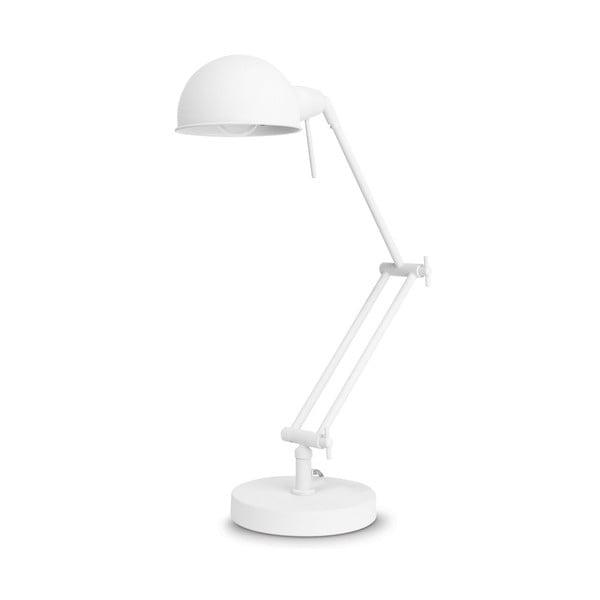 Glasgow fehér asztali lámpa - Citylights